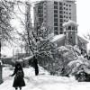 Vremeplov: Ožujski (rekordni) snijegovi