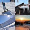Na Jahorini ni ove zime nije neodostajalo snijega FOTOREPORTAŽA