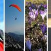 Skok paraglajderom s vrha Mosora! (FOTO, VIDEO)