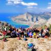 Planinarenje i radna akcija Kaštelana na Omiškoj Dinari (FOTO)