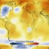 2014. – Najtoplija godina na Zemlji u povijesti mjerenja temperatura