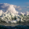 Veličanstveni valovi tramontane na zadarskoj rivi (FOTO)