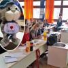 Međužupanijsko GLOBE natjecanje: Tri zadarske škole najbolje u Omišu (FOTO)
