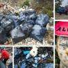 Struje donose smeće iz Albanije: Crometeo u akciji čišćenja Mljeta (FOTO)