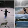 Ciklona Zlatko vratila snijeg u planine, bura podno Velebita do 177 km/h (FOTO)