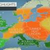 Accuweather sezonska prognoza: Jesen donosi obilne kiše i česte olujne sredozemne ciklone