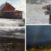 Kako su Crometeovci dočekali snijeg na najvišem planinarskom objektu u Hrvatskoj (FOTO, VIDEO)