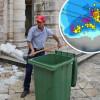 Zabijelio se Dubrovnik: Jug Dalmacije pogodilo silovito nevrijeme s tučom
