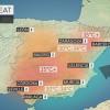 Žarko ljeto u Španjolskoj i Portugalu:  U Granadi 39.5°C