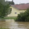 Poplave u dijelu Slavonije nakon obilnih kiša; Bura oslabila