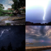 Ciklona Una prekinula vrućine: Nevrijeme u Slavoniji