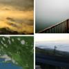 Advekcijska magla donijela atraktivne prizore i opasnu situaciju na moru