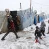 Snijeg zabijelio dijelove Sirije prvi put nakon 25 godina