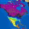 Nakon rekordno tople jeseni SAD i Kanadu zahvatila brutalna zima