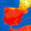 Vruće  ljeto u Španjolskoj: Temperature do 34°C