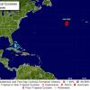 Arlene:  Rijetka travanjska  tropska oluja na Atlantiku