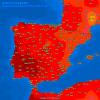 U Španjolskoj i Portugalu temperature do 36°C