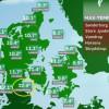 Danska: Rekordno visoka siječanjska temperatura